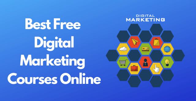 Best free digital marketing courses