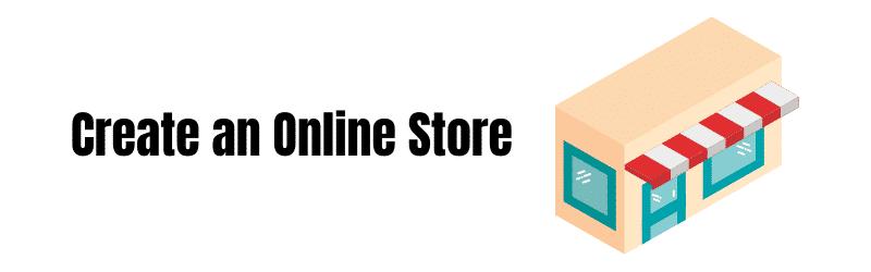 create-online-store