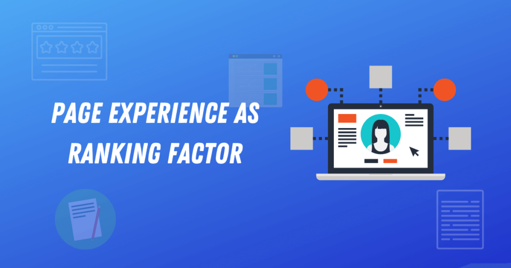 Page Experience As Ranking Factor