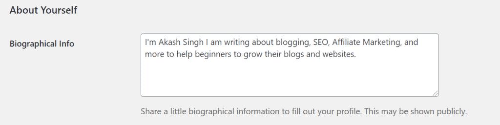 bio-in-author-box-of-website